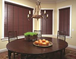 best faux wood blinds blind spot