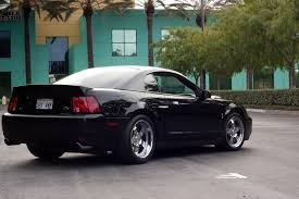 2003 Mustang Cobra Black 18x9 18x10 5 3 Piece Speed Five In Chrome U2039 True Forged Wheels