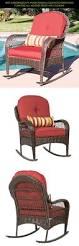 Best 25 White Rocking Chairs Best 25 Wicker Rocking Chair Ideas On Pinterest Front Porch