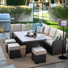 Affordable Patio Furniture Sets Dining Table Sets Clearance Sale U2013 Zagons Co