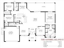 florida house plans with pool the sanibel island ii abodesense
