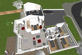 maison 4 chambres supérieur plan de maison cubique 6 maison en quotlquot 4 chambres