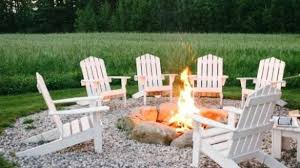 Contemporary Firepit Pit With Chairs Contemporary Firepit Around An Outdoor