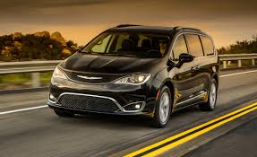 minivans top speed 2017 chrysler pacifica first drive u2013 review u2013 car and driver