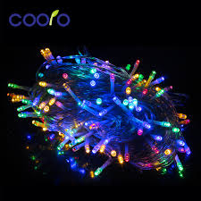 led garland christmas lights led garland string curtain light 30m 200leds christmas wedding