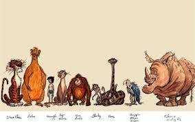 making of the original the jungle book