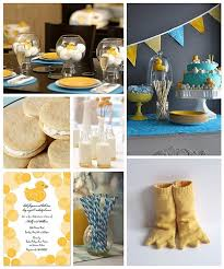 rubber duck baby shower ideas ducky baby shower ideas