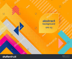 Tecture Design by Vector Abstract Background Texture Design Bright Stock Vector