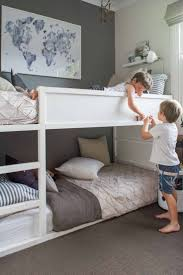 Bed Ideas Best 25 Bunk Bed Ideas On Pinterest Kids Bunk Beds Low Bunk