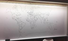 10 Year Old Blind Autistic Boy 11 Year Old Boy With Autism Draws Detailed World Map Entirely From