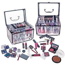 professional makeup trunk shany carry all trunk professional makeup kit