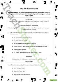 punctuation worksheets upper primary teaching resource u2013 teach