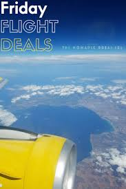 friday flight deals new years edition