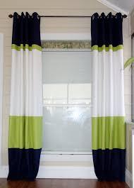 Striped Curtain Panels Horizontal 25 Best Horizontal Stripe Curtain Images On Pinterest Striped