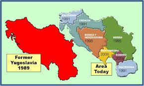 Yugoslavia Map Planninga From Nanninga A Strategic Planning Blog Strategic