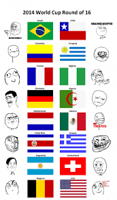 World Cup Memes - world cup round of 16 fifa cups and meme