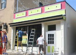 Jeff Bowen Awnings Two Sites Prepare To Film In Near Downtown Newnan Soon The