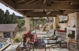 interior style design villa terrace hd wallpaper
