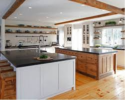 White Kitchens With Granite Countertops 30 Best Farmhouse Kitchen With Granite Countertops Ideas