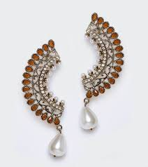 karigari earrings 46 best karigari designer earrings images on designer