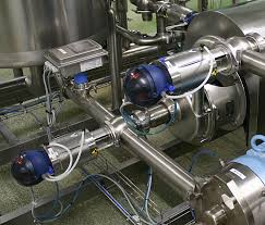 how does plumbing work how does the processing facility work at bumble hole foods