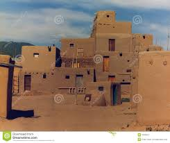 adobe pueblo stock photography image 1002672