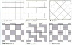 bathroom tile layout ideas tile layout patterns tiling contractor talk house floor plan design