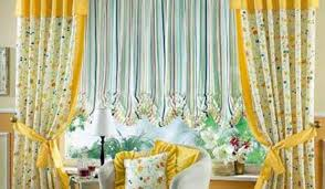 Home Decor Patterns Curtains Appealing Blue White Geometric Pattern Curtain Panels