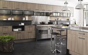 cuisine gris bois déco murale cuisine design rutistica home solutions