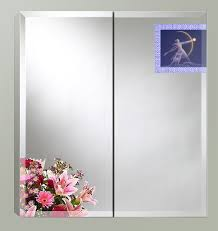 Bathroom Awesome Fresca  X  White Corner Medicine Cabinet With - Awesome recessed bathroom medicine cabinet home