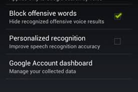 android voice 32 essential android tips and tricks personalized voice