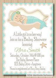 mermaid baby shower invitations mermaid baby shower invitations invitation design ideas