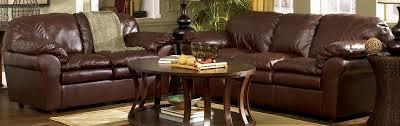 Burgundy Leather Sofa 412 Blackwood Auburn Leather Sofa Ashley Furniture