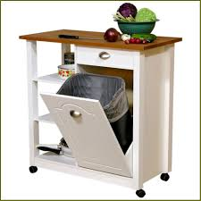 kitchen kitchen trash cans and 45 tall wastebasket trash can bed