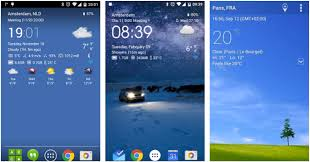 best android weather widget 8 best weather widgets for android protractor