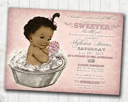 ideas for a coed baby shower african american coed baby shower sprinkle invitation sprinkle