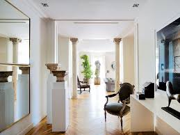William Hodgins Interiors by Interiors Madrid Apartment By Luis Puerta Madrid Foyers And