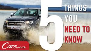 Last Year Ford Ranger 2016 Ford Ranger 5 Things You Need To Know Youtube