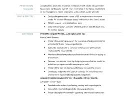 underwriter resume sample property manager resume sample mortgage