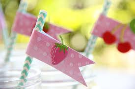 Decorated Paper Summer Crafting Day 4 Decorated Paper Straws U2014 Me U0026 My Big Ideas