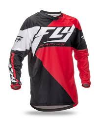 motocross gear packages fly racing jersey f 16 red black 2016 maciag offroad