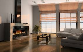 modern fireplace facing tiny column for what is interior design
