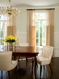 Window Treatments Dining Room Casual Dining Room Curtains Houzz