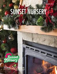 Cracker Barrel Ceramic Christmas Tree Replacement Bulbs by Sunset Nursery Holiday 2015 By Country Road Graphics Inc Issuu