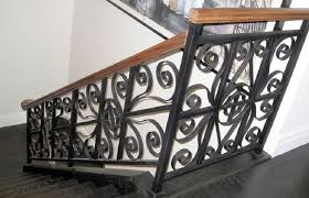 custom railing fabrication installation for commercial residential