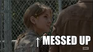 Walking Dead Rick Crying Meme - the walking dead recap the prison gets infected huffpost