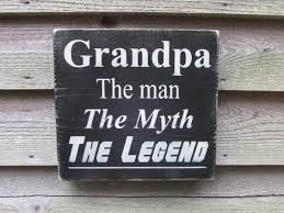country home decor wood signs home decor grandfather sign