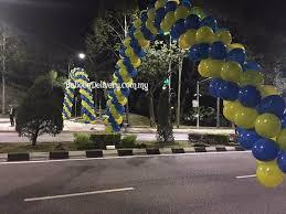 helium balloon delivery in selangor helium balloon arch balloondelivery my personalized balloon