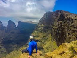 Drakensberg Mountains Map Hiking In The Drakensberg Monks Cowl U2013 Adventure Travel South Africa