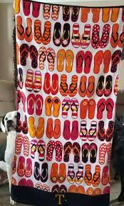 flip flop towel thirty one gifts march hostess special flip flops towel thirty